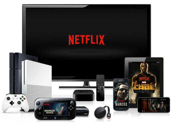 Netflix on multiple streaming devices