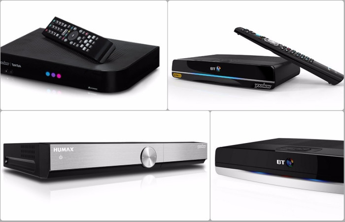 Best YouView Boxes and Recorders