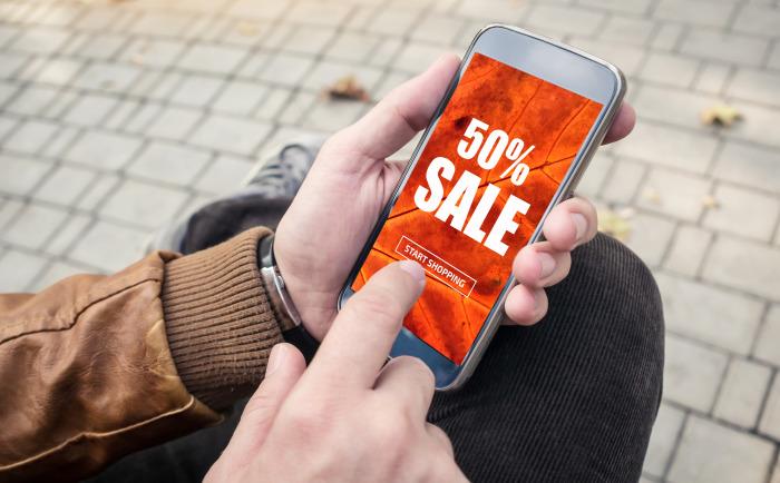 Mobile sale