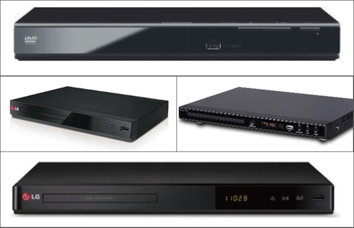 Best DVD Players In the UK