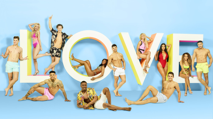 Love Island ITV series 5