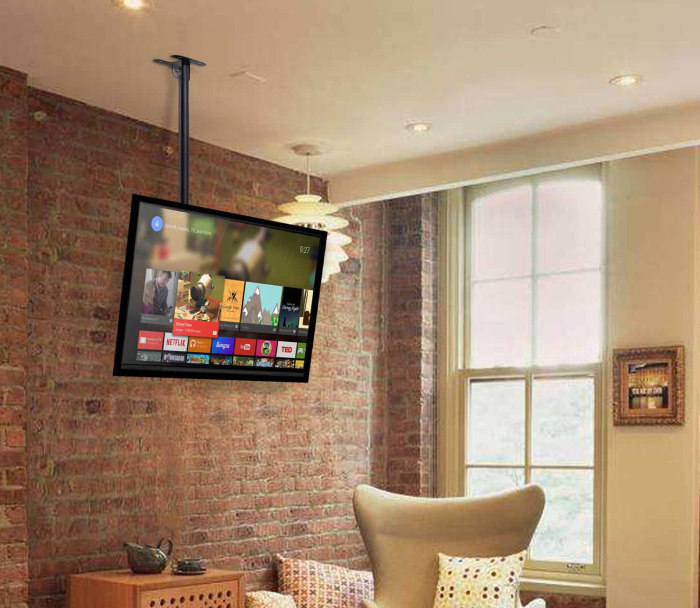 SIMBR Ceiling TV Mount