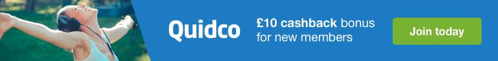 quidco new users bonus
