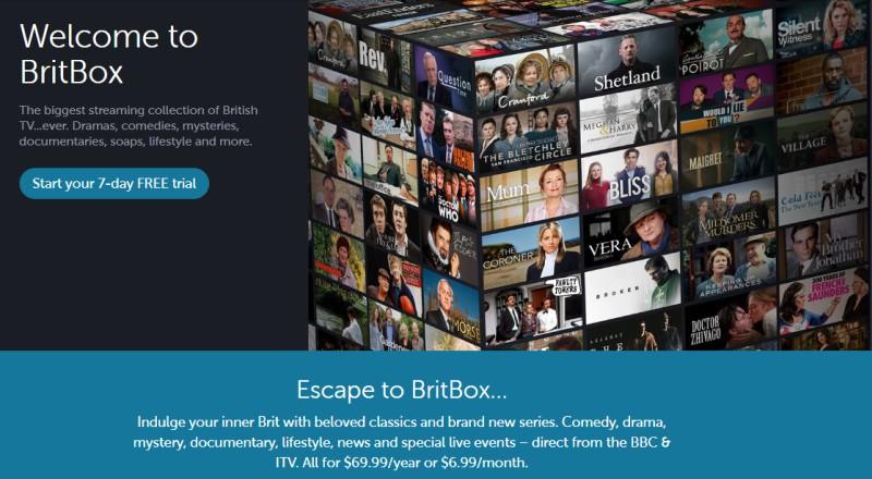 BritBox US