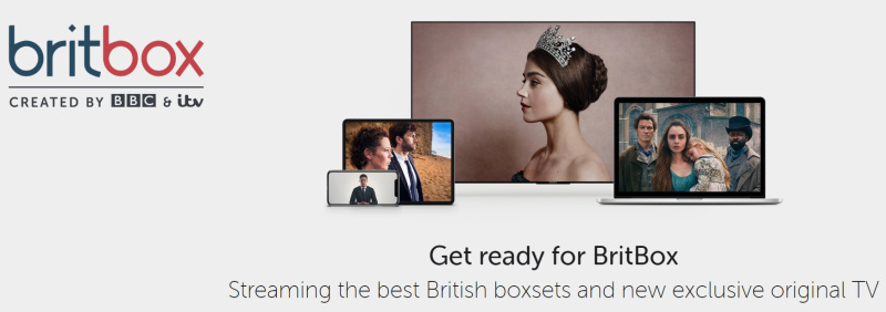 BritBox bbc itv new streaming service