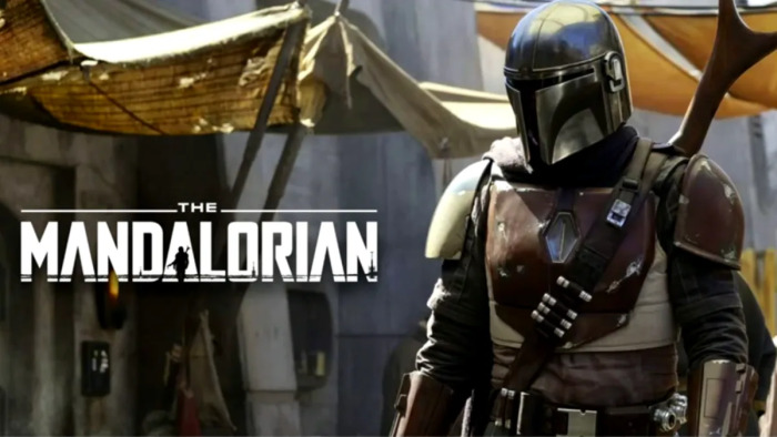 The Mandalorian star wars tv show