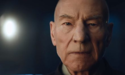 Star Trek picard tv show teaser trailer image
