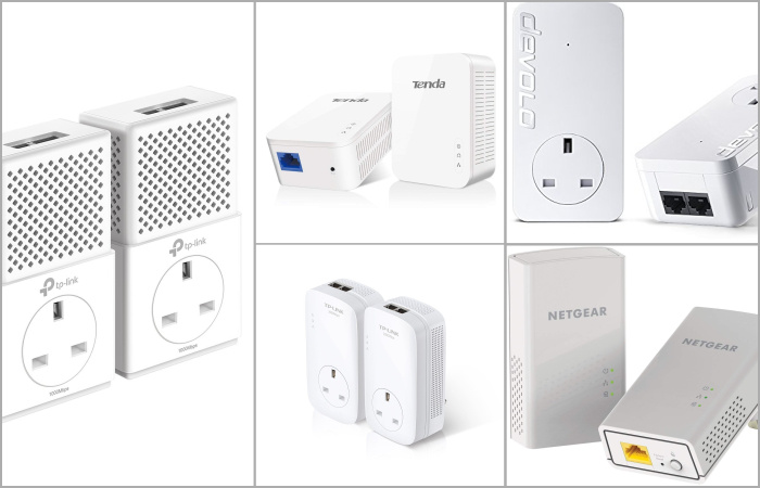 Best Powerline Adapters UK 2019