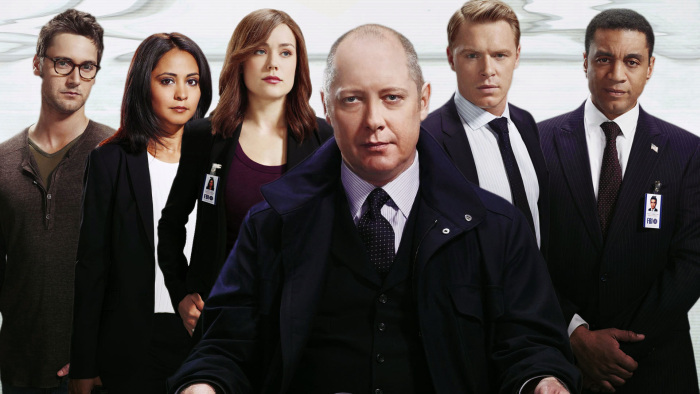 The Blacklist cast