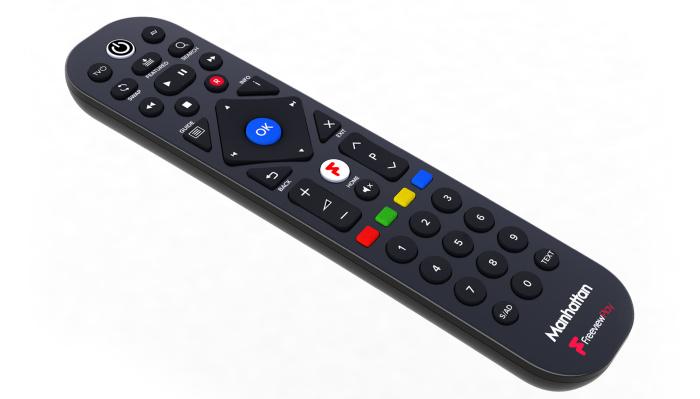 Manhattan t3-r remote