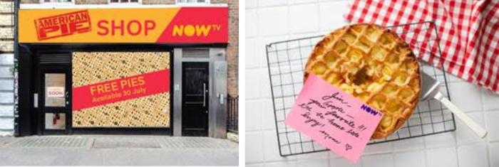 now tv pie shop