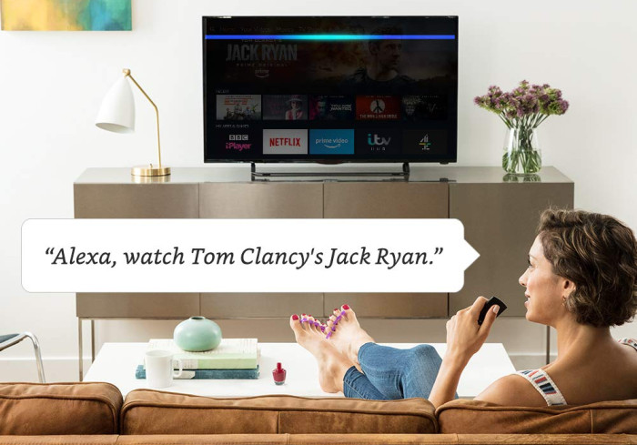 Alexa on the Fire TV 4K