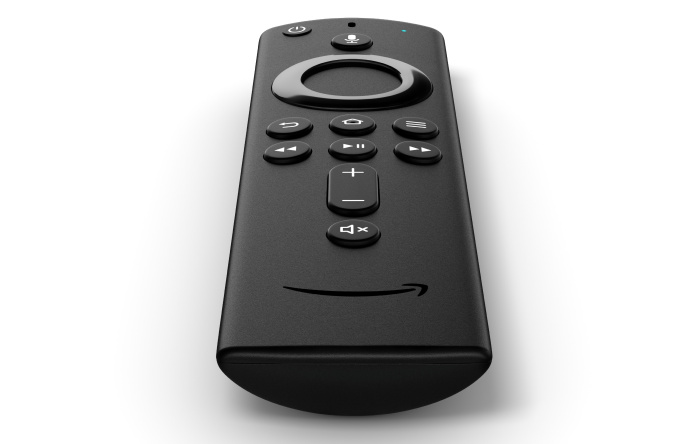 Amazon Fire TV Stick 4K voice remote