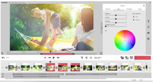 Magix Rescue Your Videotapes screenshot