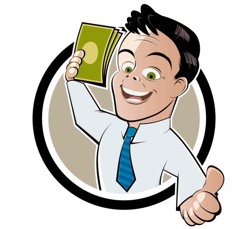 Man earning money illustration.png