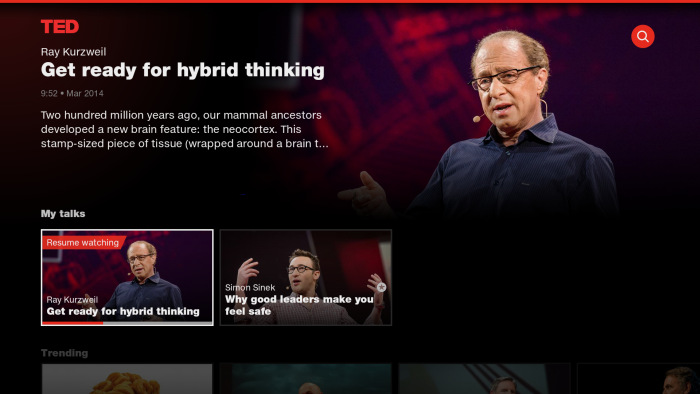 TED TV App