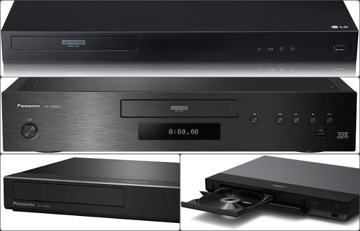 Best 4K Blu-ray Players UK