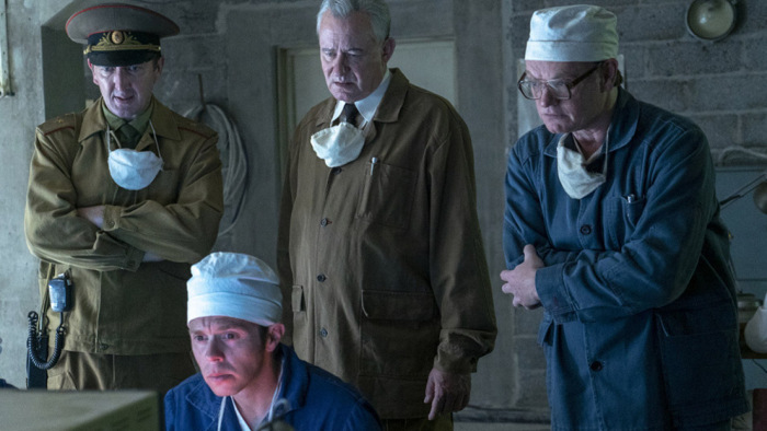 Chernobyl HBO Sky
