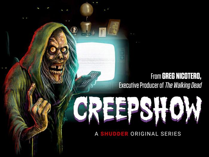 Creepshow shudder original horror series