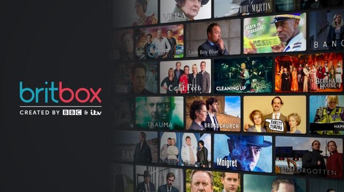 BritBox UK Grid