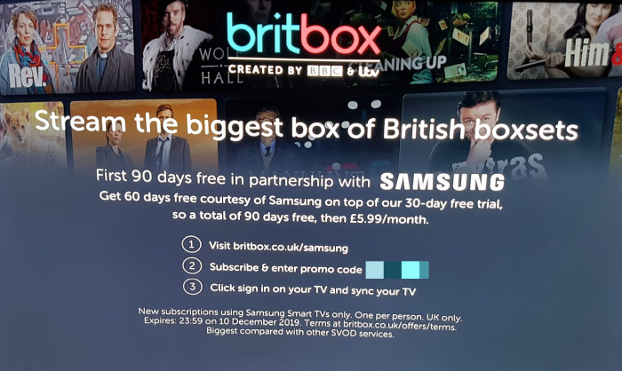 Britbox Uk Is Free For 90 Days But Only On Samsung Tvs Cord Busters