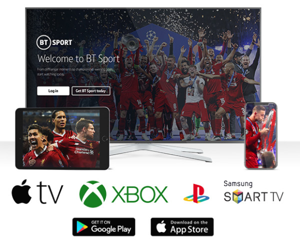BT Sport devices