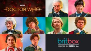 600+ Classic Doctor Who Episodes Are Now On BritBox