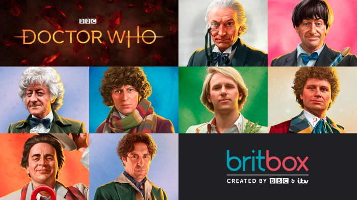 Doctor Who Britbox