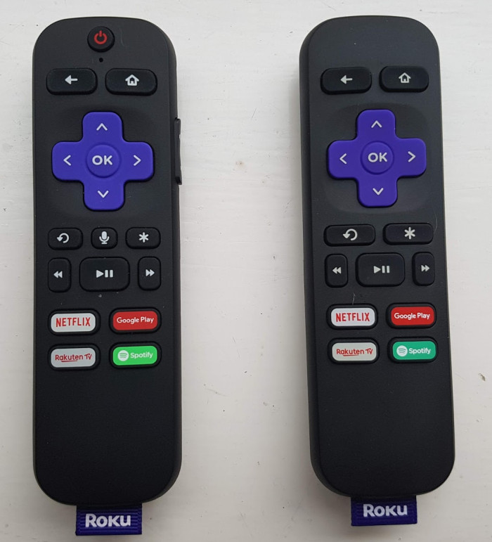 Roku remotes comparison