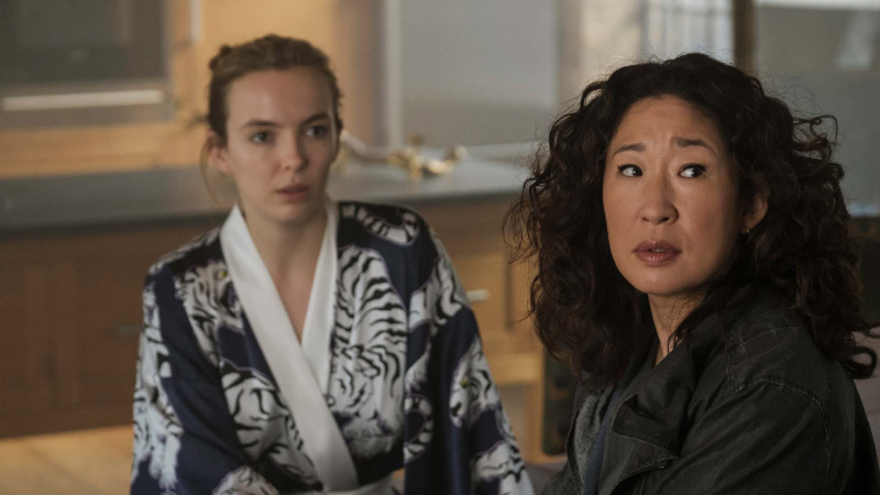 Killing Eve season 2 sandra oh