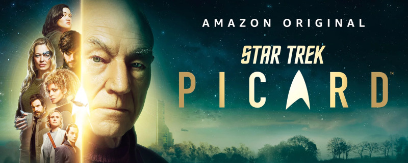Star Trek picard amazon