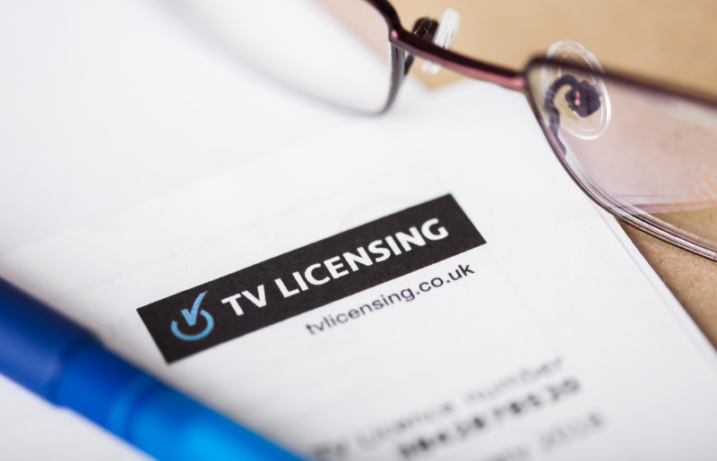 tv licencsing documents