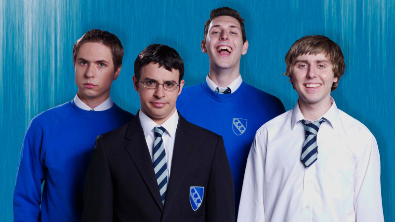 The inbetweeners channel 4