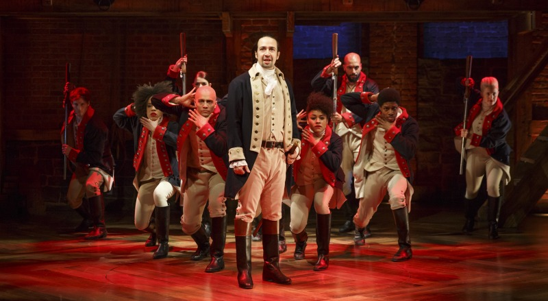 Hamilton Musical press photo