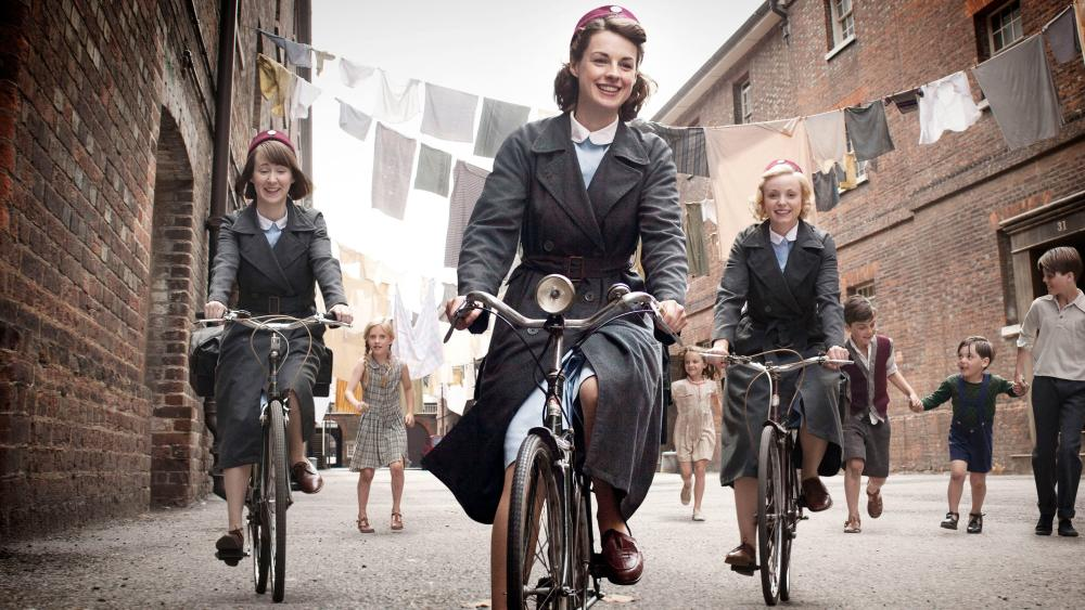 Call the midwife bbc season 1