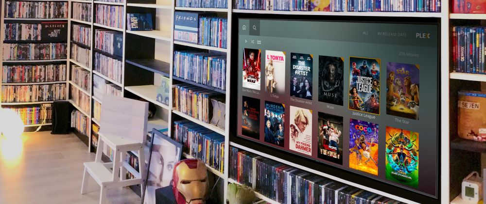plex media library