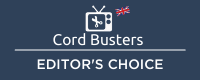 Cord Busters Editor's Choice