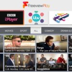 Freeview Play on TV