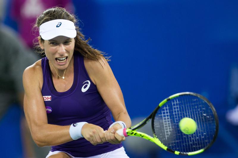 Johanna Konta WTA 2016 tennis
