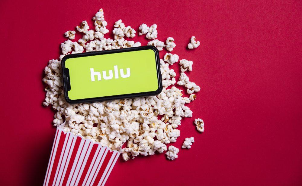 hulu streaming service logo - deposit - inkdropcreative