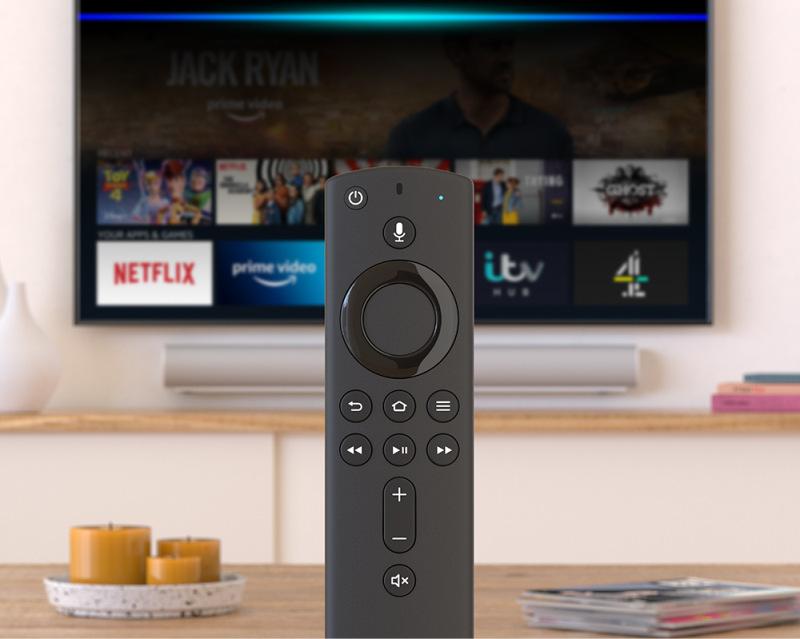 Amazon Fire TV Stick 2020 voice remote