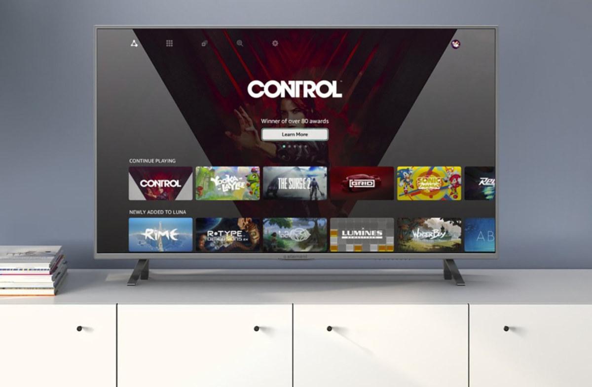 Amazon Luna streaming games service