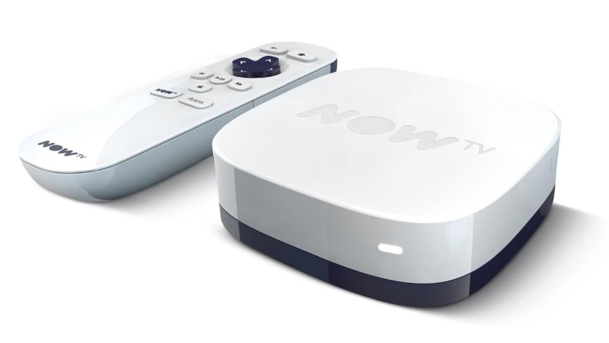 NOW TV White box