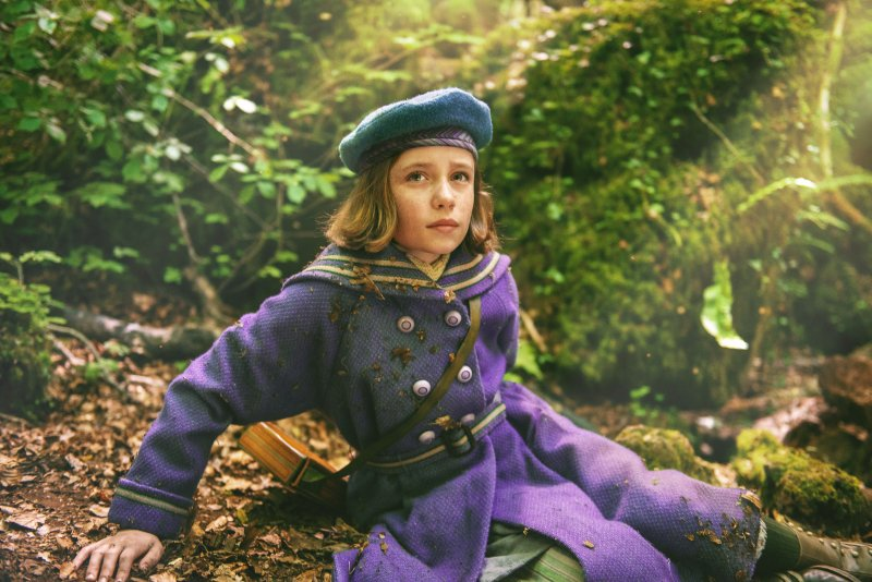 The Secret Garden now tv