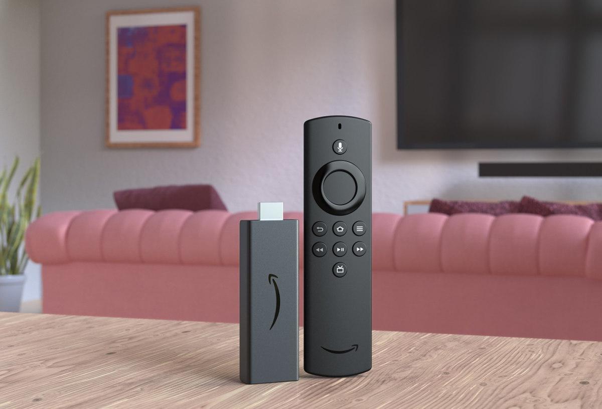 new Amazon Fire TV Lite