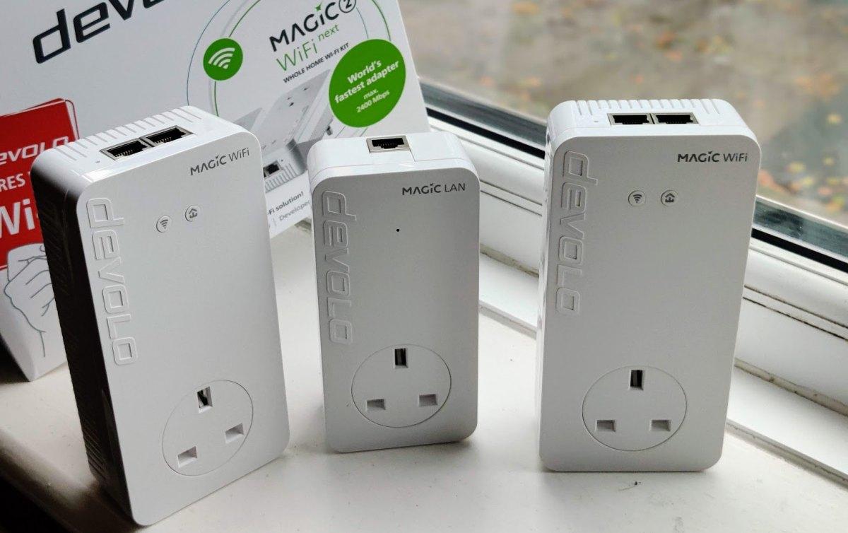 Devolo Magic wifi next 2 window