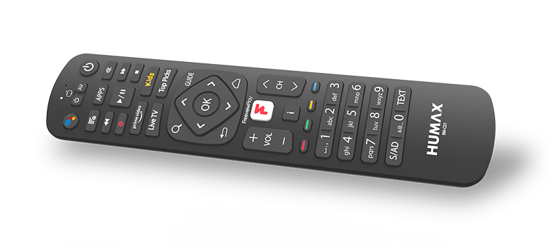 Humax aura remote official
