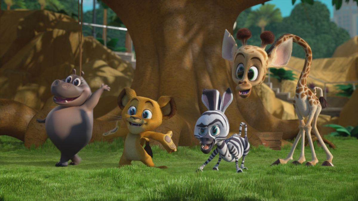 Madagascar_A_Little_Wild