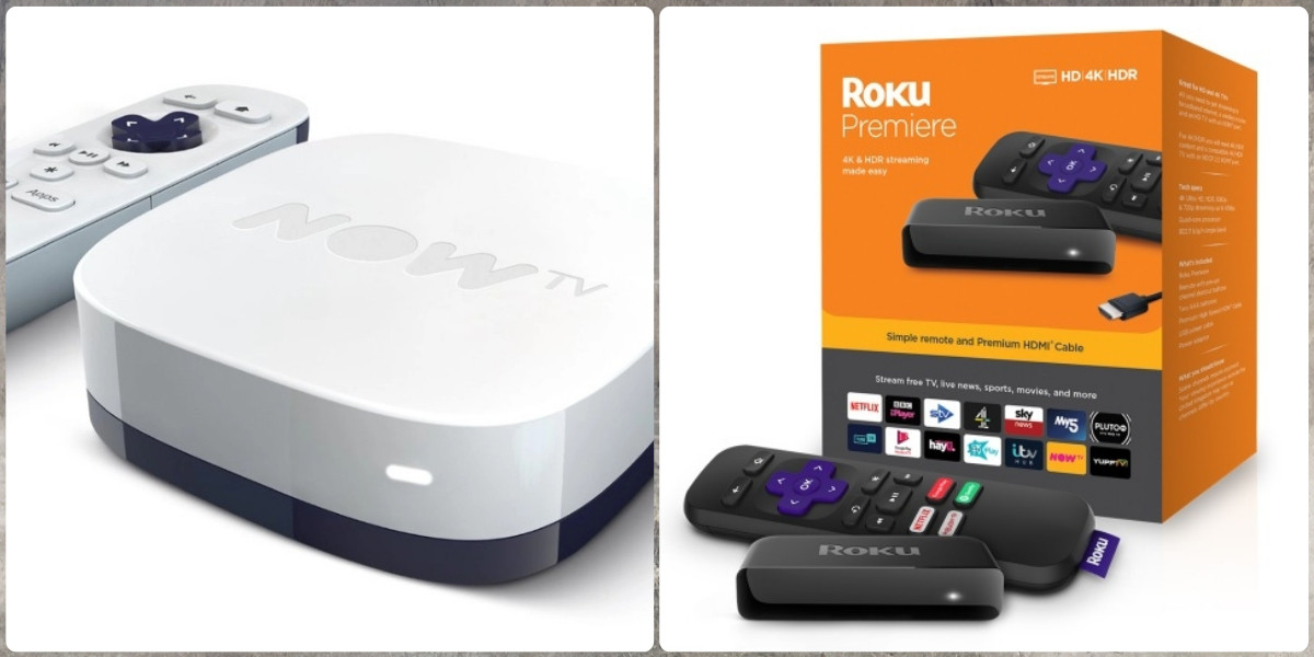 NOW TV White Box vs Roku Premiere