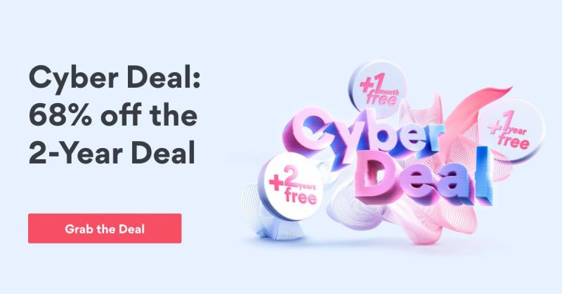 NordVPN Cyber Deal 2020